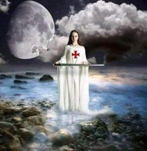Tu Maria Magdalena Templaria