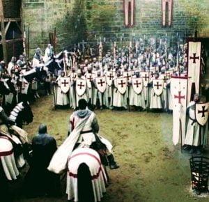El Juramento Templario