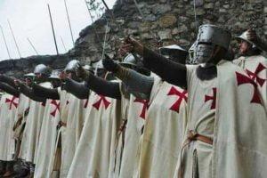 Templarios Lealtad al Temple
