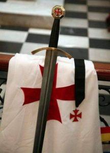 Templario Soldado de Cristo