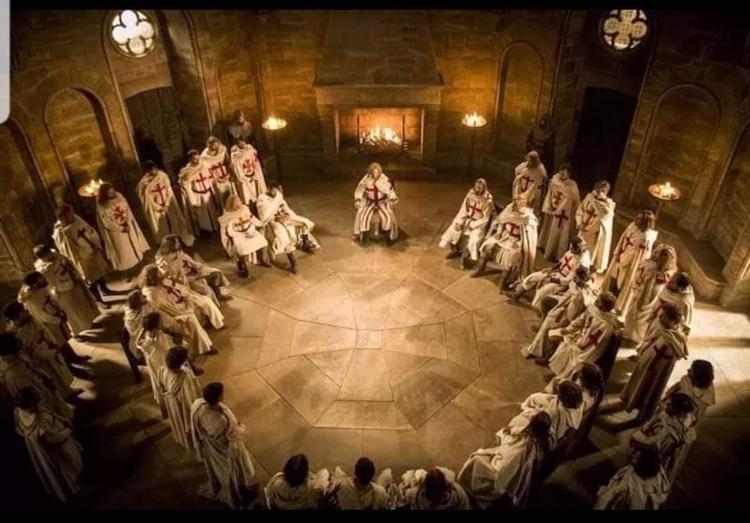 La Orden Templaria