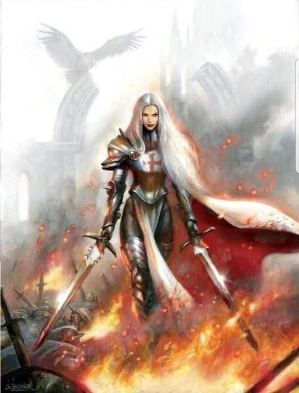 Ángeles Y Templarios