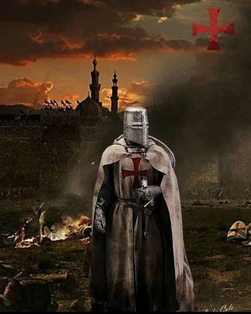 Ser Templario y Caballero