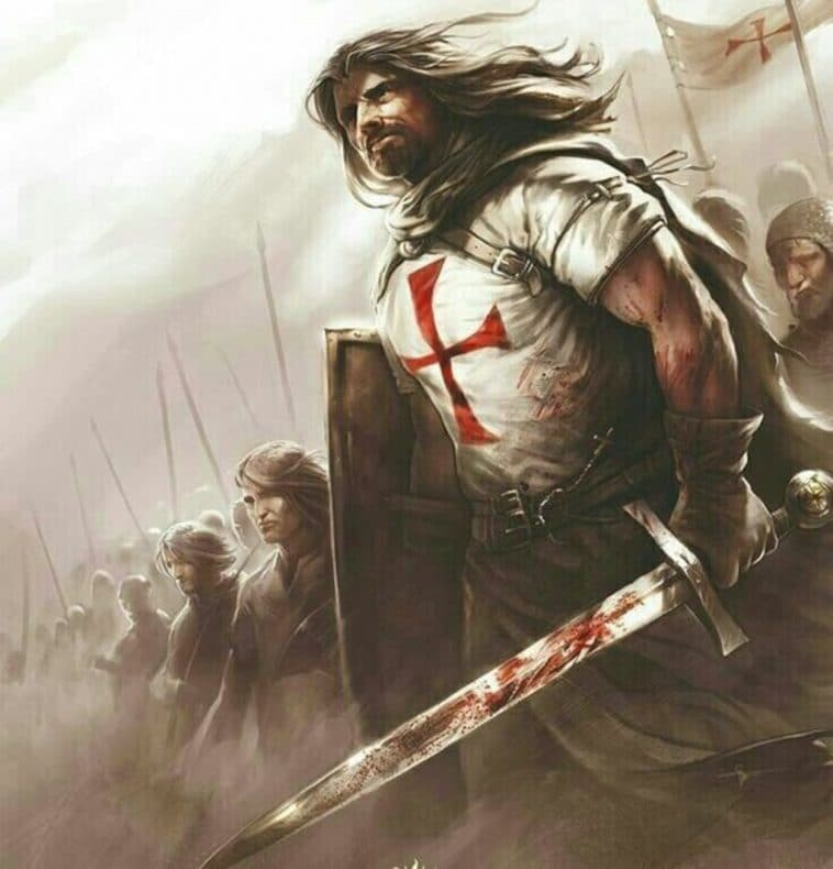 Soy un Caballero Templario