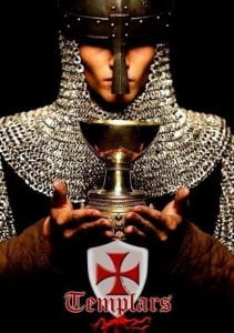 Templario de corazón limpio y sincero