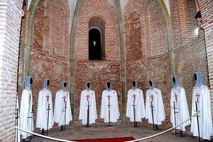 Los Caballeros Templarios Monjes y Guerreros