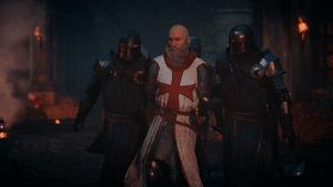 El Juicio y Ejecución de Los Templarios