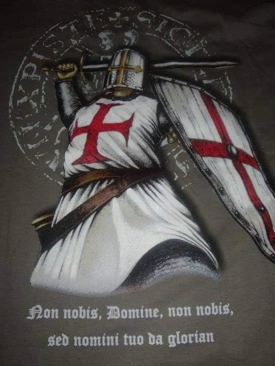 La Lucha y Grandeza del Templario