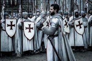 El Lema de los Templarios Non Nobis Domine