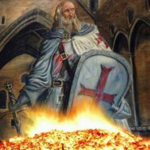 Templarios y su sacrificio.